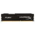 Kingston 4GB DDR3 1600MHz HyperX Fury Black HX316C10FB/4 mem�ria