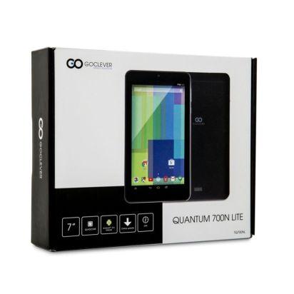 GoClever Quantum 700N Lite 8GB fekete tablet
