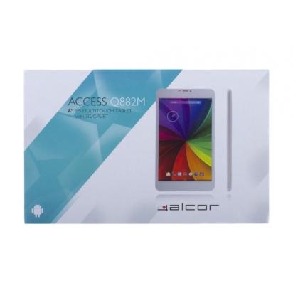 Alcor Access Q882M 8GB 3G feh�r tablet