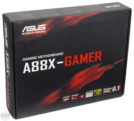Asus A88X-Gamer alaplap