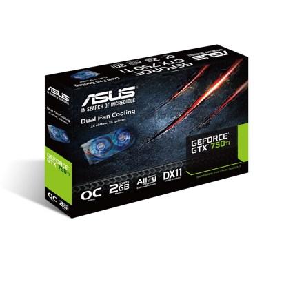 Asus GTX750 Ti 2GB DDR5 GTX750TI-OC-2GD5 videok�rtya