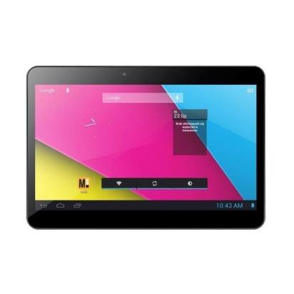 Colorovo CityTab Lite 10 CVT-CTL-10-DC-3G-GPS fekete tablet