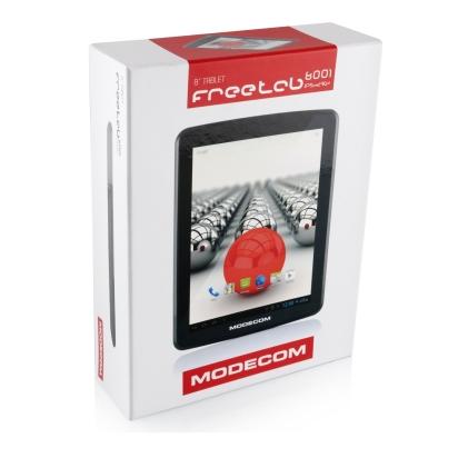 Modecom FreeTab 8001 IPS X2 3G+ tablet