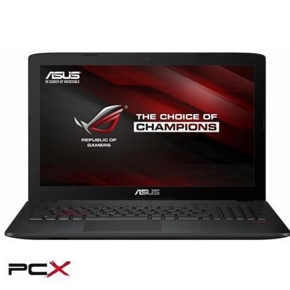 Asus GL552VX-CN059D met�lsz�rke notebook