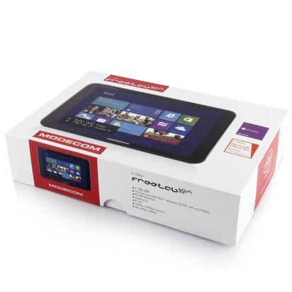 Modecom FreeTAB 8025 WIN10 fekete tablet