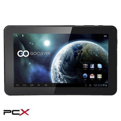 GoClever Terra 90 8GB fekete-feh�r tablet