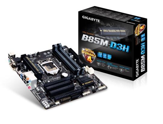 Gigabyte B85M-D3H alaplap