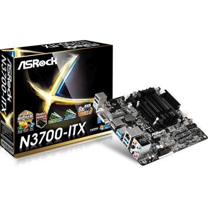 Asrock N3700-ITX alaplap