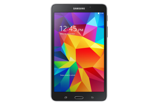 """Samsung Galaxy TAB4 7"""" Fekete Tablet (SM-T230-BK)"""