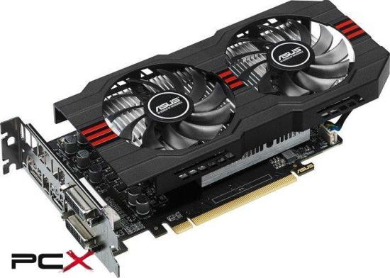 Asus R7 360 2GB DDR5 R7360-OC-2GD5 videok�rtya