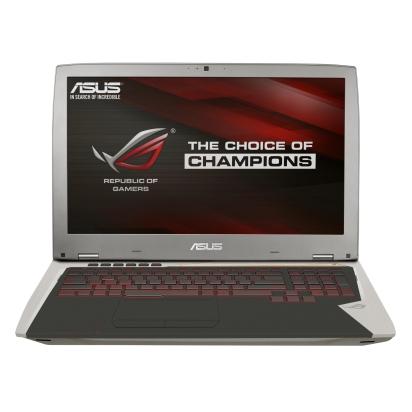 Asus GX700VO-GC009T sz�rke notebook