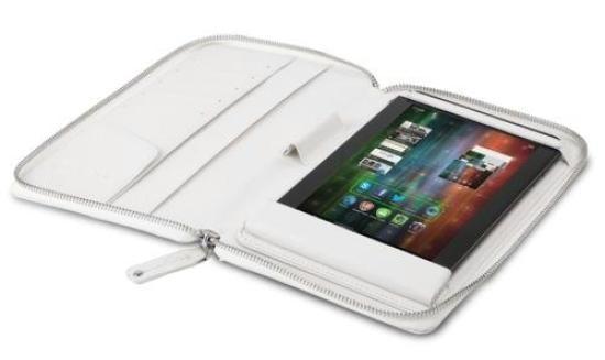 Prestigio PTCL0107A_WH feh�r tablet tok