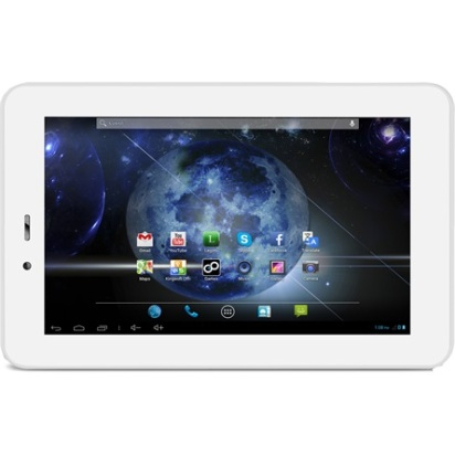 GoClever Elipso 71 8GB 3G feh�r tablet