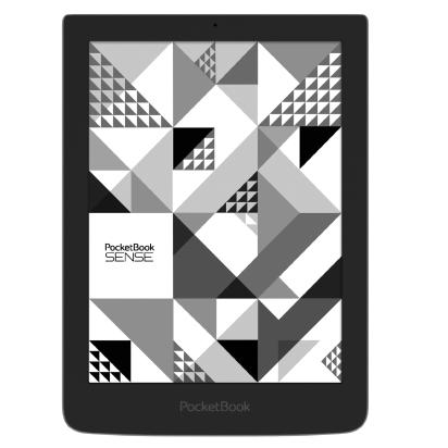 PocketBook Sense PB630-G-WW-KNZ sz�rke E-book olvas�