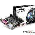 ASRock AM1B-ITX AM1 ITX alaplap
