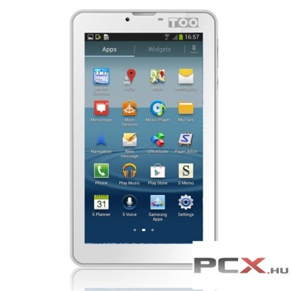 TOO Smart 724G feh�r tablet