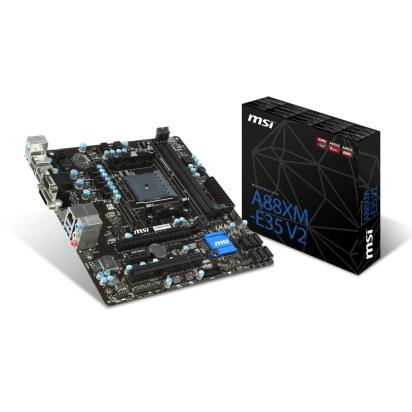 MSI A88XM-E35 V2 alaplap