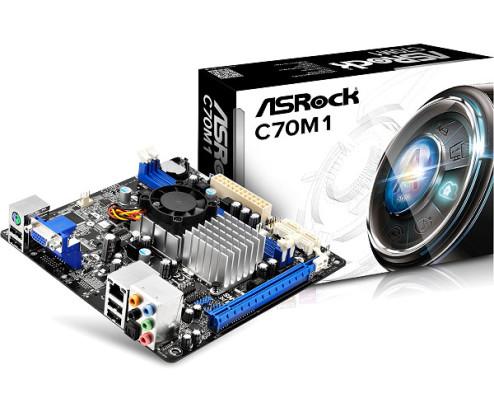 Asrock C70M1 alaplap