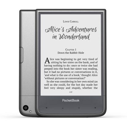 PocketBook Ultra LE PB650-M-WW-LE sz�rke E-book olvas� + tok