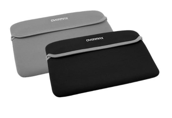 Overmax OV-ET10-01 fekete tablet tok