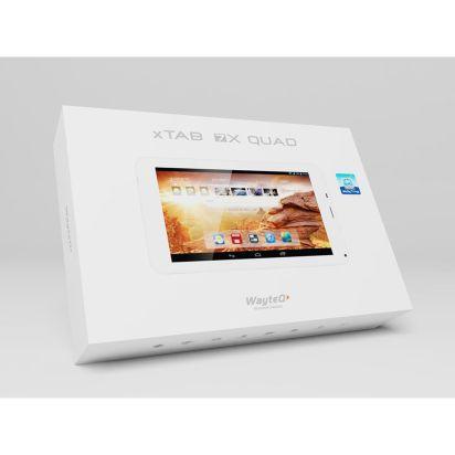 Wayteq xTAB-7X Quad feh�r tablet + tablet tok